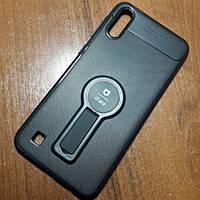 Чехол iFace popsoket+magnet Samsung A10 (A105F) black