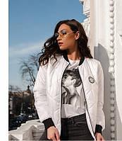 Куртка женская батальная весенняя арт№822 с 50 по 62 размер (мин)