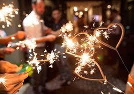 Бенгальские огни свечи