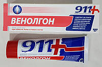 Гель для ног ВЕНОЛГОН 911, 100 мл