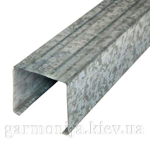 Профиль Knauf CW 50, 3 м 0.6мм