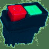 Кнопка врезная 5 контактов  для бетономешалок герметичная ST762