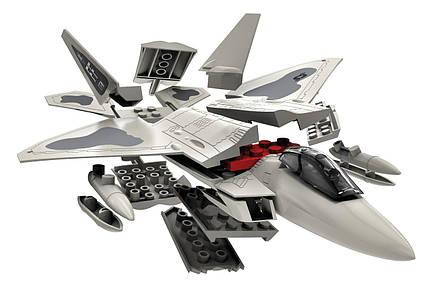 F22 Raptor (сборка без клея). 1/72 AIRFIX J6005, фото 2