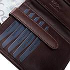 Чоловічий гаманець з натуральної шкіри BETLEWSKI  RFID, фото 6