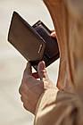 Чоловічий гаманець з натуральної шкіри BETLEWSKI  RFID, фото 7