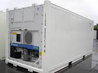 Рефрижераторный контейнер 20 футов 1997-1999 г. в. рефконтейнер