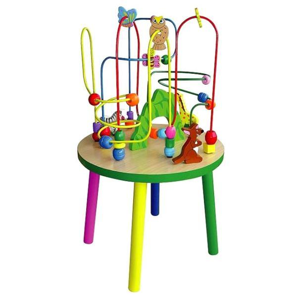 Столик с лабиринтом Viga Toys 58971