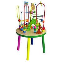 Столик с лабиринтом Viga Toys 58971, фото 1