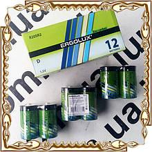 Батарейка Ergolux R20SR2 1.5V