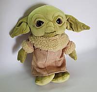 Мастер Йода ребенок (Baby) из м/ф Звездные войны , мягкая игрушка 29 см