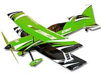Самолёт р/у Precision Aerobatics Ultimate AMR 1014мм KIT Зеленый (PA-AMR-GREEN)