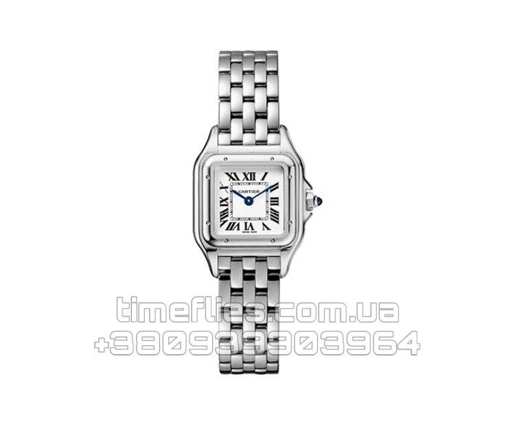 Годинник Cartier Panthere Steel AAA Copy