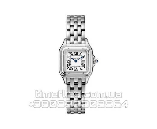 Часы Cartier Panthere Steel AAA Copy, фото 2