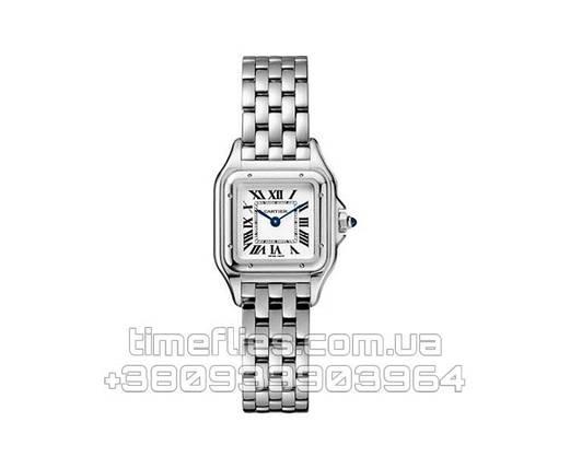 Годинник Cartier Panthere Steel AAA Copy, фото 2