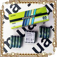 Батарейка Ergolux R03SR4 1.5 V 40 або 60 шт./уп.