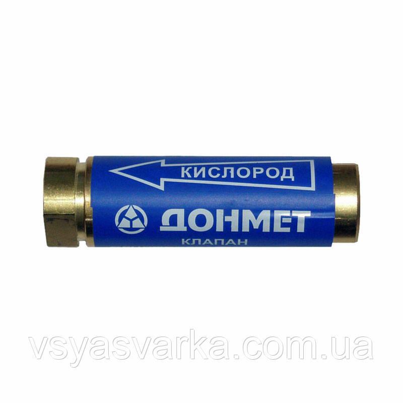 Клапан  огнепреградительный сетевой  КОК Донмет