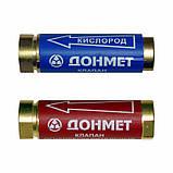 Клапан  огнепреградительный сетевой  КОК Донмет, фото 2