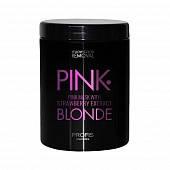 Маска розовая с экстрактом клубники Pink Blond 1000 мл Profis