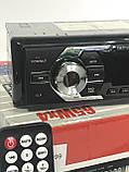 Автомагнитола Bluetooth USB SD AUX 65*4 UKC 2305-BT, фото 6