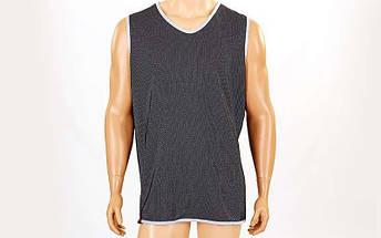 Форма баскетбольная мужская двусторонняя однослойная Ease (рост 160-190 см,серый), фото 2