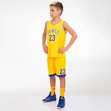 Форма баскетбольная подростковая NBA DAMES 23 CO-5351-2D