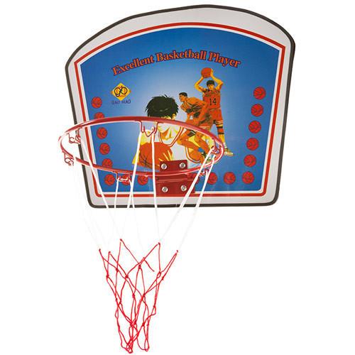 """Кольцо баскетбол + щит """"детский"""" (34*40*0.9 см)"""