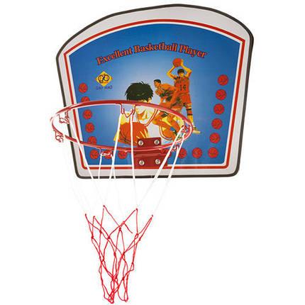 """Кольцо баскетбол + щит """"детский"""" (34*40*0.9 см), фото 2"""