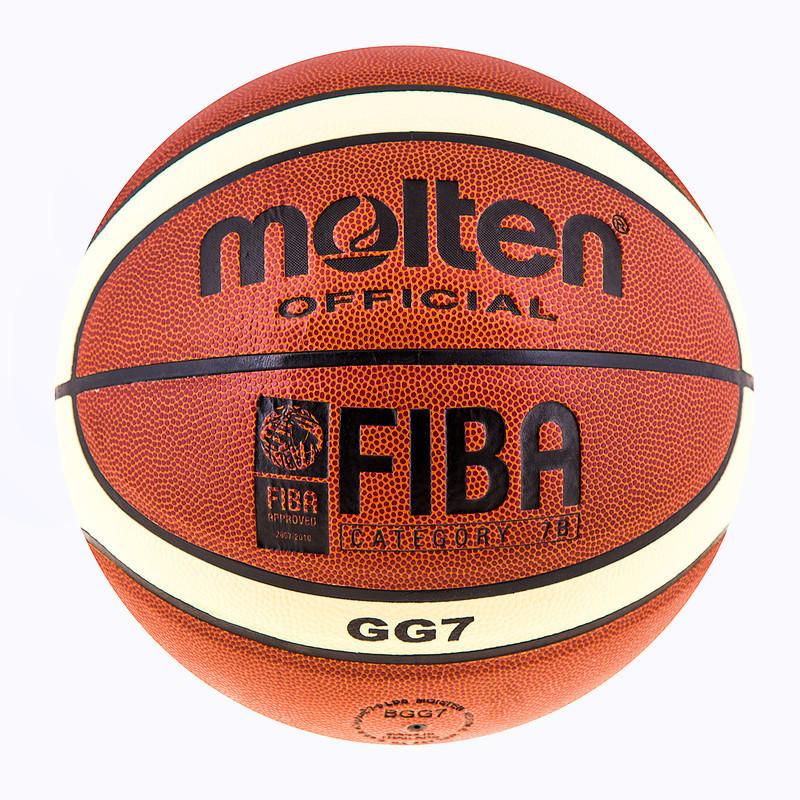 Мяч баскетбольный Mol №7 PU