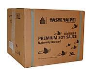 Соевый соус TAIPEI (20л/коробка)