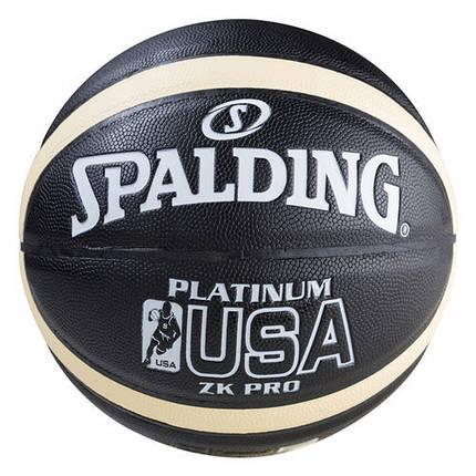 Мяч баскетбольный SPL Platinum USA №7, фото 2