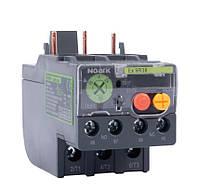 Теплові реле Noark (Чехія) Ex9R38B 4A, 3 полюси, In=4A, для контакторів Ex9C09 - Ex9C38