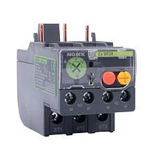 Теплові реле Noark (Чехія) Ex9R38B 6A, 3 полюси, In=6A, для контакторів Ex9C09 - Ex9C38