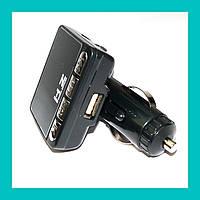 Автомобильный FM трансмиттер модулятор F19!Лучший подарок