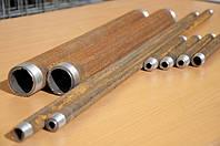 Нарезание резьбы на стальные трубы