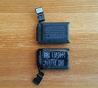 Оригинальный аккумулятор ( АКБ / батарея ) A1760 для умных часов Apple Watch 2nd 38mm 273mAh