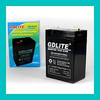 Аккумулятор GDLITE GD-645 (6V4.0AH)!Лучший подарок