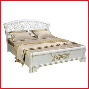 Кровать из коллекции Полина Новая (Світ Меблів)