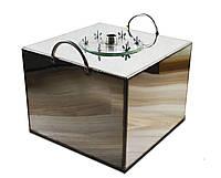 Перегонный куб на 45 литров бак для перегону с нержавейки бытовой для дистилляторов и ректификационных колон