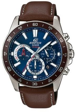 Годинник чоловічий CASIO EDIFICE EFV-570L-2AUEF