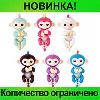 Интерактивная обезьянка Fingerlings Monkey!Розница и Опт