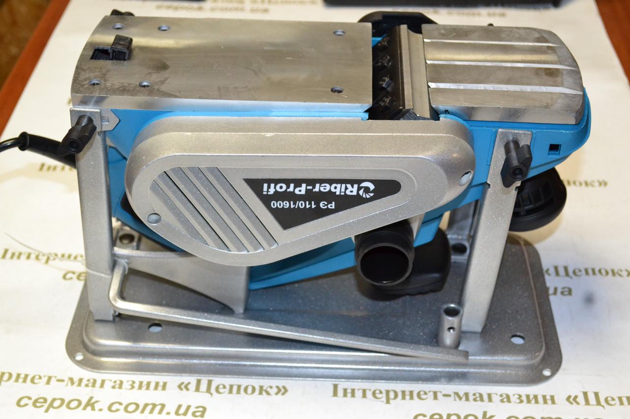 Рубанок Riber-Profi РЭ110/1600 переворотній