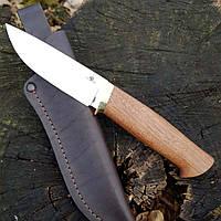 Нож ручной работы KL 95X18 сапеле, фото 1