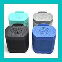 Портативная Bluetooth колонка J-41 с часами!Лучший подарок