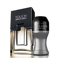 Набір Black Suede Touch Парфумерія