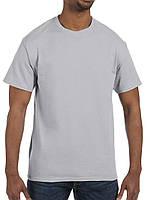 Футболка Gildan Heavy Cotton Ash Grey