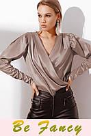 Утонченная женская блуза