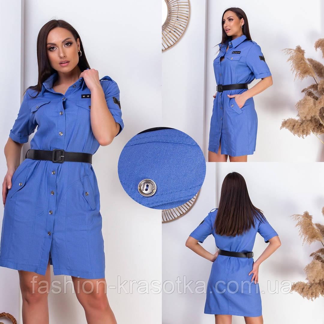 Модное женское платье,льняная ткань,размеры:50,52,54,56.