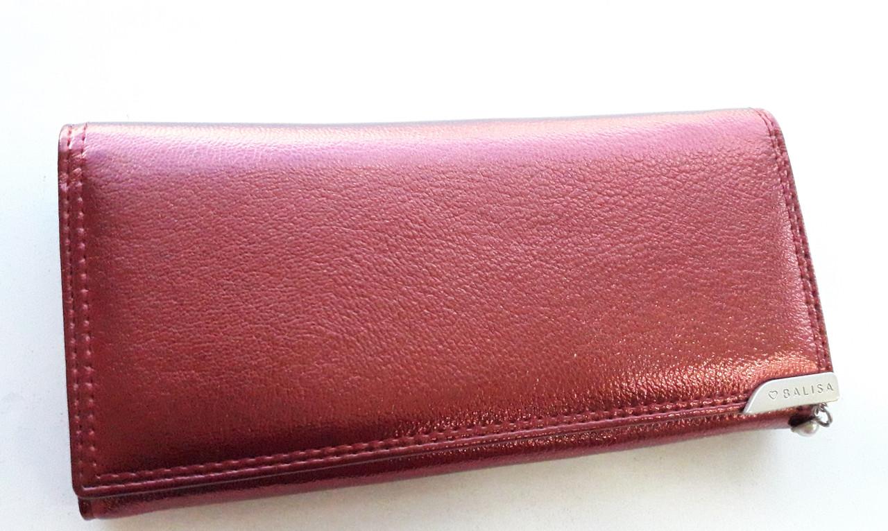Женский кошелек Balisa 88200-144 т.красный Кошелек с искусственной кожи Balisa оптом