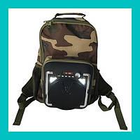 Открытый Bluetooth динамик-рюкзак CH-M33!Лучший подарок