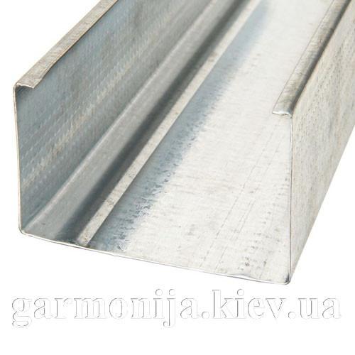 Профиль Knauf CW 75, 3 м 0.6мм